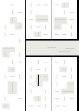 Oversigtskort for teglparken med markering af konstruktionen: 2.7.02.Royal Ghost