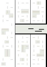 Oversigtskort for teglparken med markering af konstruktionen: D99