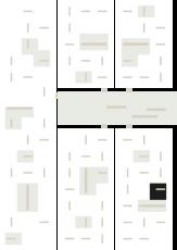 Oversigtskort for teglparken med markering af konstruktionen: Schellevis Carbon