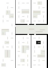 Oversigtskort for teglparken med markering af konstruktionen: Schellevis Taube